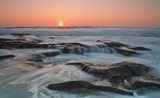 Sunrise Bliss by dmk, photography->shorelines gallery