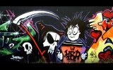 Graffiti 3 [The Grim Reaper] by boremachine, Photography->City gallery