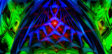 Matrix with Laser by vangoughs, abstract->fractal gallery