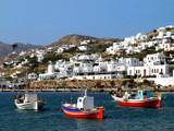 Harbor at Mykonos by jcferg99, Photography->Shorelines gallery