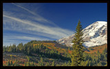 Mt. Rainier - widescreen by phydeaux, Photography->Mountains gallery