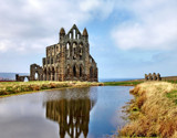 Whitby Abbey by barriten, Photography->Castles/Ruins gallery