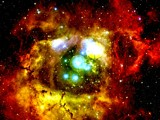 Rosette MegaPrime by CFH Observatory, space gallery