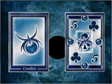 5 Of Clubs (2nd Try) by FrozenSolid, Caedes->Cards gallery