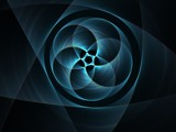 Spirograph Overload by DaletonaDave, Abstract->Fractal gallery
