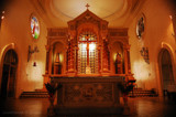 Iba Cathedral Altar (Warm) by lovestoned, Photography->Places of worship gallery