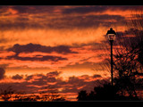 Sunset Lantern by Delusionist, Photography->Sunset/Rise gallery