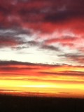 Sunrise in Nebraska by ladydi6733, photography->sunset/rise gallery
