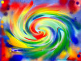 Into The Wackiness!! by Kevin_Hayden, abstract gallery
