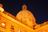 Alberta Legislature at Night 1of2 by Canuck_Photo_Guy, Photography->Architecture gallery