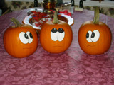 Painted Pumpkins by ShawnM, Photography->Sculpture gallery