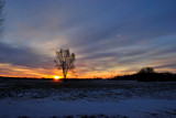 A Cold Sunrise _ Second Posting by tigger3, Photography->Sunset/Rise gallery