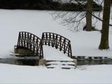 Walking Bridge In Winter by dwdharvey, Photography->Architecture gallery