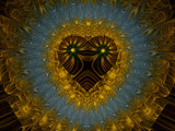 Heart Of A Lion by Joanie, Abstract->Fractal gallery