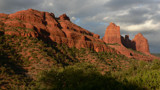 Sedona Sunset by ted3020, photography->mountains gallery