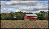 Farm In The Fall by Jimbobedsel, Photography->Architecture gallery