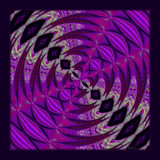Purple Swirl by LynEve, abstract->fractal gallery