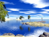 Paradise by DixieNormus, Computer->Landscape gallery