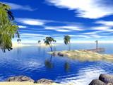 Paradise by DixieNormus, Computer->Landscape gallery