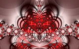 Valentine Heart of Hearts by tealeaves, Abstract->Fractal gallery
