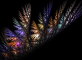 Stained Glass Wing by ash_lovesherboys, Abstract->Fractal gallery