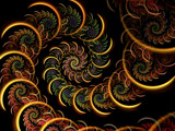Out Of Nothing At All by Joanie, Abstract->Fractal gallery