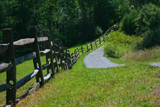 Daniel Boone's Fence by photog024, Photography->Landscape gallery