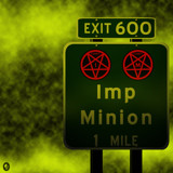 AU Road Signs - Exit 600 by Jhihmoac, illustrations->digital gallery