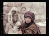 Stepping out of time Bedouin girl by rvdb, photography->manipulation gallery