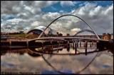 Tyne Bridges by Dunstickin, photography->bridges gallery