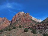 Zion Peak 2 by jrasband123, Photography->Mountains gallery