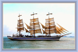 Zeeland Maritime (50), Tallship Mir by corngrowth, Photography->Boats gallery