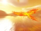 Phoenix in Flight by graphics_pro89, computer gallery