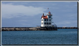 Lorain Lighthouse 2 by Jimbobedsel, Photography->Lighthouses gallery