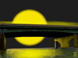 The Bridge at Creepy Slough by Jhihmoac, Photography->Manipulation gallery