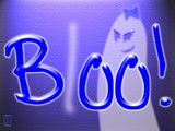 BOO!...BLOO! by Jhihmoac, Illustrations->Digital gallery