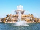Buckingham Fountain by dragnfly, photography->architecture gallery