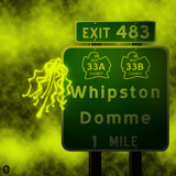 AU Road Signs - Exit 483 by Jhihmoac, illustrations->digital gallery