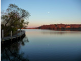 Holiday Lake by marcaribe, photography->shorelines gallery