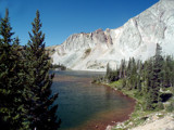 Marie lake, Medicine Bow, Wyoming by fotobob, Photography->Landscape gallery