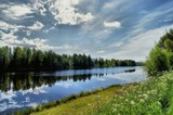 Summer in Sweden 2B by Inkeri, Photography->Landscape gallery