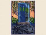 Tuscany Doorway by jennyvladimirova, Illustrations->Traditional gallery