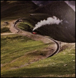 The Train to Snowdon by Dunstickin, photography->trains/trams gallery