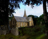CHURCH IN THE GLEN by LANJOCKEY, Photography->Places of worship gallery