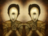 Mutant Communion by seanhopp, Illustrations->Traditional gallery