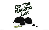 Naughty List by scoobster, holidays->christmas gallery