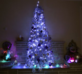 Silver Tree by Tootles, holidays->christmas gallery
