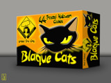 Auntie Madmaven's Blaque Cats by Jhihmoac, Illustrations->Digital gallery