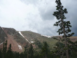 Storm Moving In - Pikes Peak by icedancer, photography->mountains gallery