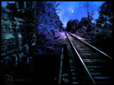 Gothic Railroad by Jay_Underwood, Photography->Manipulation gallery